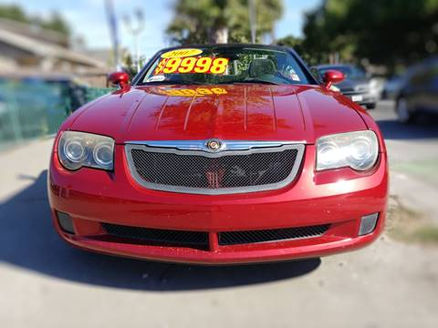 2007 Chrysler Crossfire for sale in San Jose, CA