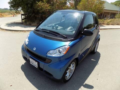 2009 Smart fortwo for sale in Davis, CA