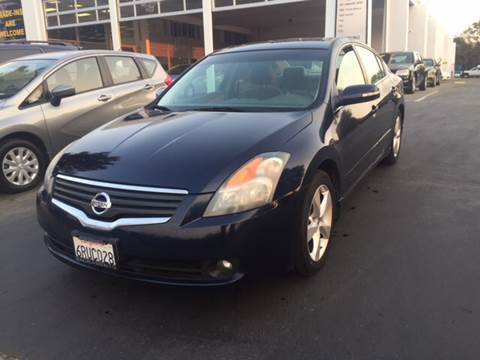 2007 Nissan Altima for sale in Davis, CA