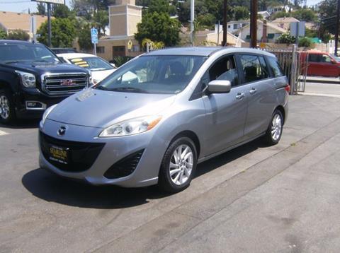 2012 Mazda MAZDA5 for sale in Los Angeles, CA