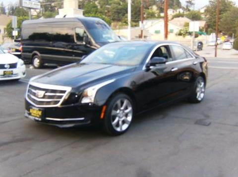2016 Cadillac ATS for sale in Los Angeles, CA
