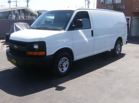 2011 chevrolet express cargo for sale in california for Royal motors san leandro