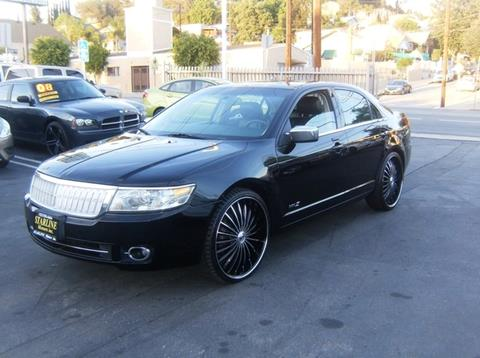 2007 Lincoln MKZ for sale in Los Angeles, CA