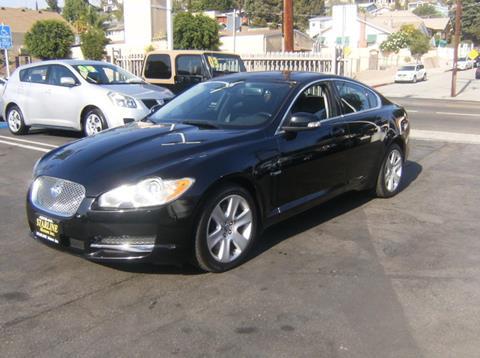 2009 Jaguar XF for sale in Los Angeles, CA