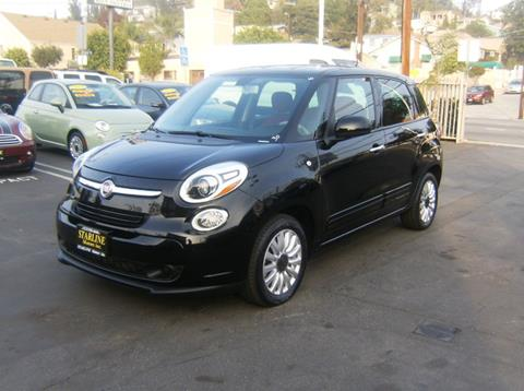 2014 FIAT 500L for sale in Los Angeles, CA