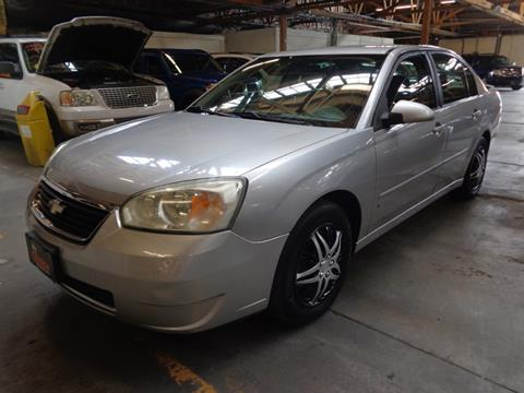 2007 Chevrolet Malibu for sale at My Choice Auto Auction in Long Beach CA