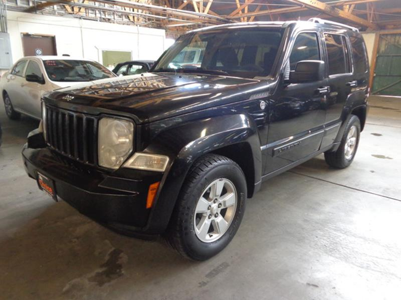 2009 Jeep Liberty For Sale At My Choice Auto Auction In Long Beach CA