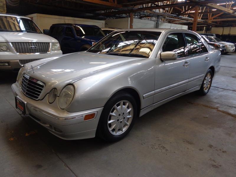 2001 mercedes benz e class e 320 in long beach ca my for Mercedes benz long beach ca
