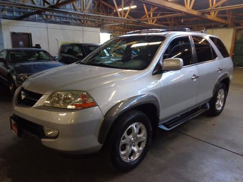 2002 Acura MDX for sale at My Choice Auto Auction in Long Beach CA