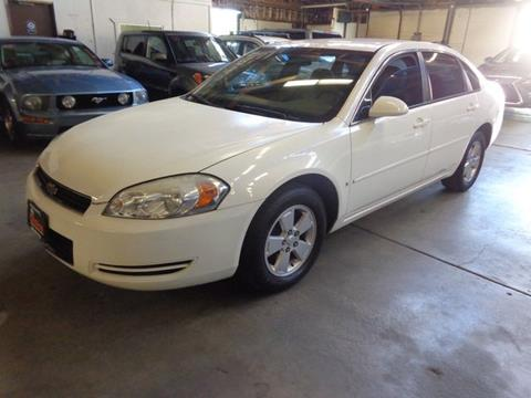 2007 Chevrolet Impala for sale at My Choice Auto Auction in Long Beach CA