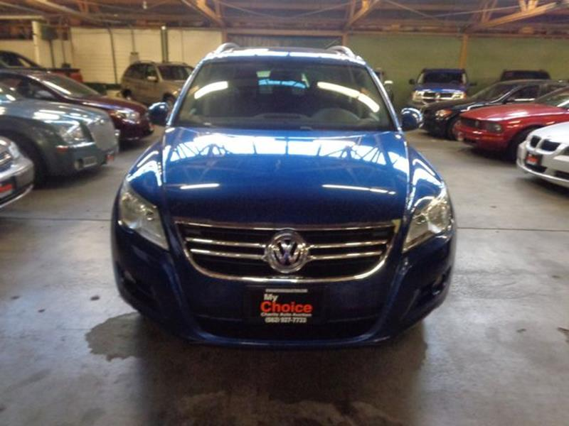 2009 Volkswagen Tiguan for sale at My Choice Auto Auction in Long Beach CA