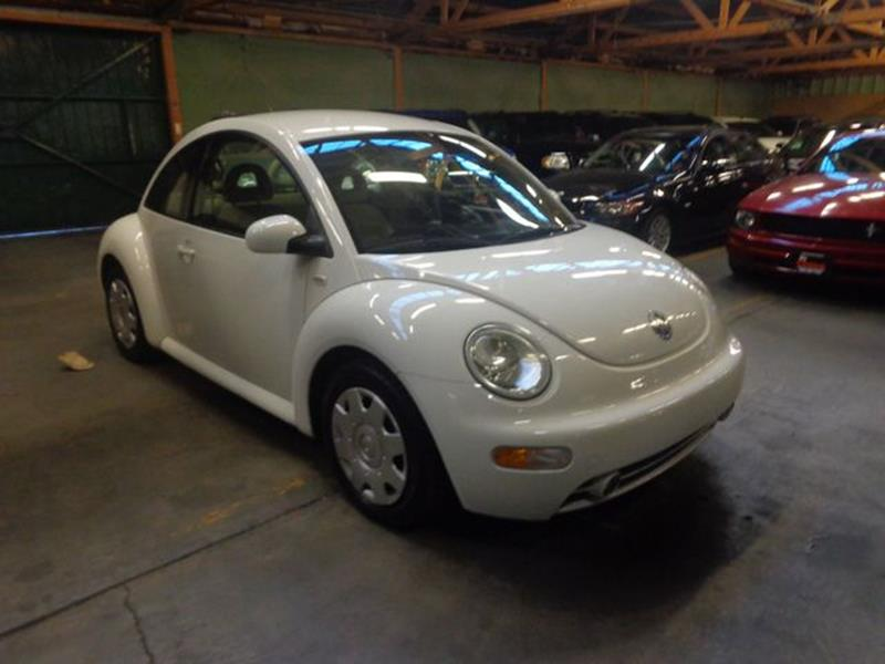 2002 Volkswagen New Beetle for sale at My Choice Auto Auction in Long Beach CA