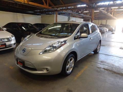 2011 Nissan LEAF for sale in Long Beach, CA