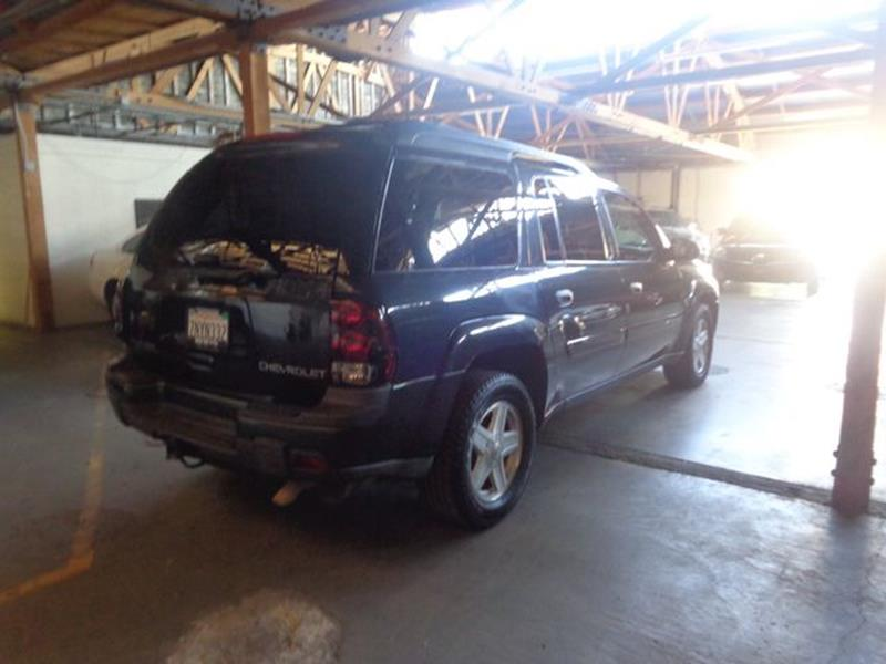 2003 Chevrolet TrailBlazer for sale at My Choice Auto Auction in Long Beach CA