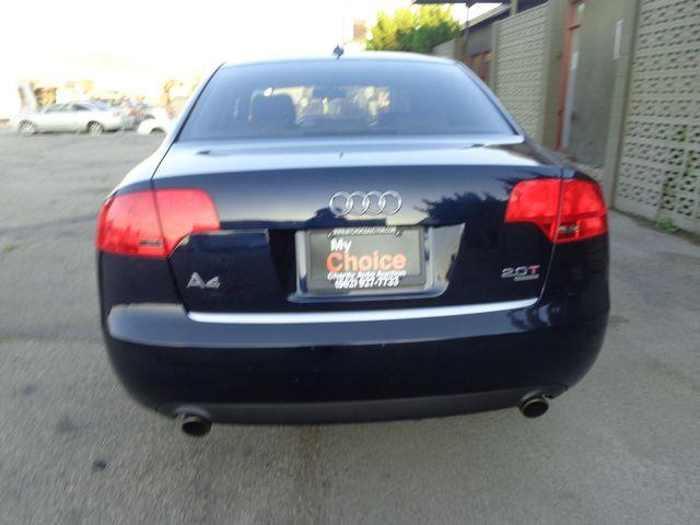 2006 Audi A4 for sale at My Choice Auto Auction in Long Beach CA