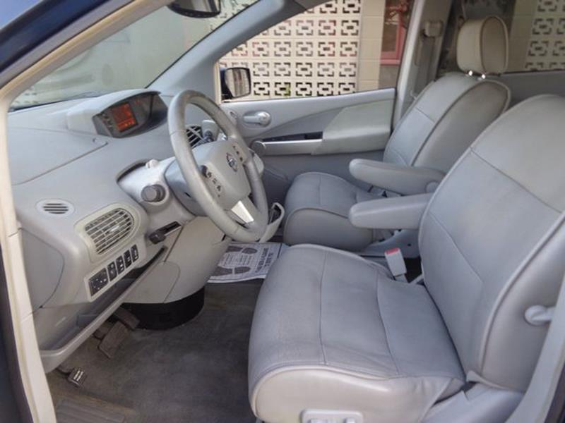 2005 Nissan Quest for sale at My Choice Auto Auction in Long Beach CA
