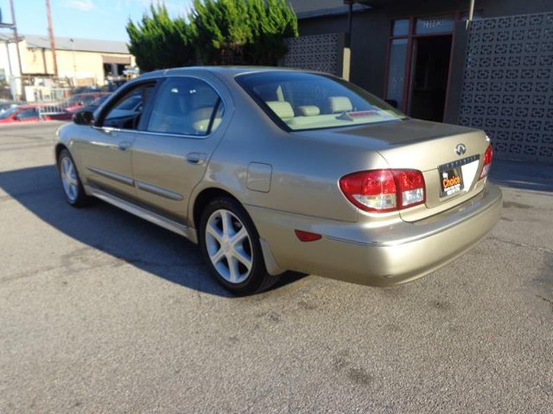 2002 Infiniti I35 for sale at My Choice Auto Auction in Long Beach CA