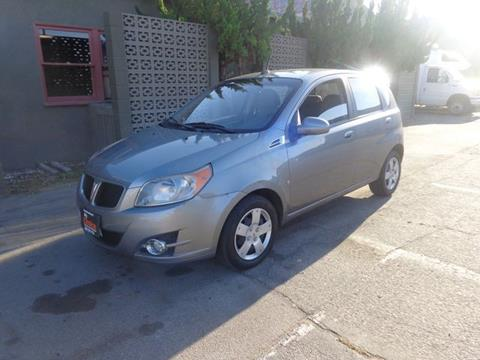 2009 Pontiac G3 for sale at My Choice Auto Auction in Long Beach CA