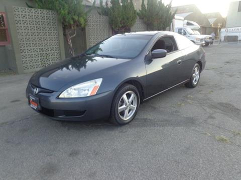 2005 Honda Accord for sale at My Choice Auto Auction in Long Beach CA