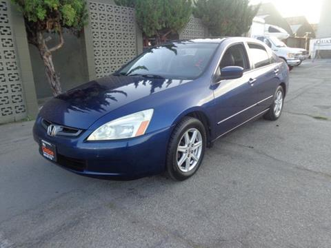 2004 Honda Accord for sale at My Choice Auto Auction in Long Beach CA