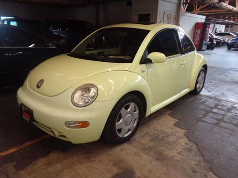 2001 Volkswagen New Beetle for sale at My Choice Auto Auction in Long Beach CA