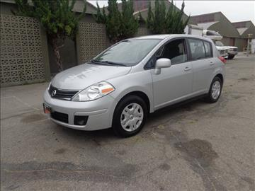 2012 Nissan Versa for sale at My Choice Auto Auction in Long Beach CA