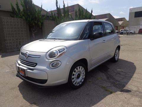 2014 FIAT 500L for sale at My Choice Auto Auction in Long Beach CA