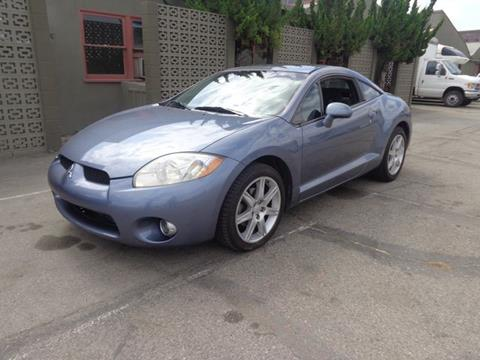 2008 Mitsubishi Eclipse for sale at My Choice Auto Auction in Long Beach CA