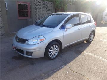 2011 Nissan Versa for sale at My Choice Auto Auction in Long Beach CA