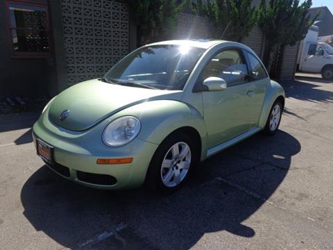 2007 Volkswagen New Beetle for sale in Long Beach, CA