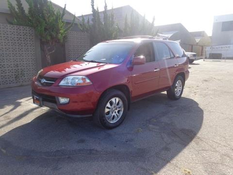 2003 Acura MDX for sale in Long Beach, CA