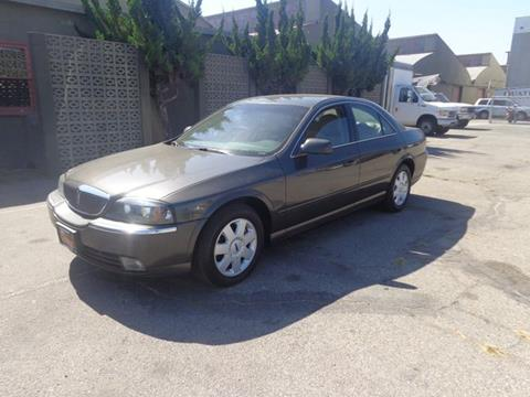 2005 Lincoln LS for sale in Long Beach, CA