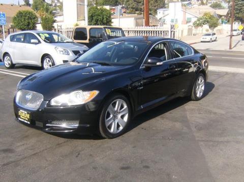 2009 Jaguar XF for sale in Long Beach, CA