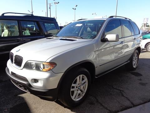 2006 BMW X5 for sale at My Choice Auto Auction in Long Beach CA