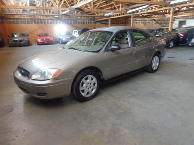 2007 Ford Taurus Se In Long Beach Ca My Choice Auto Auction