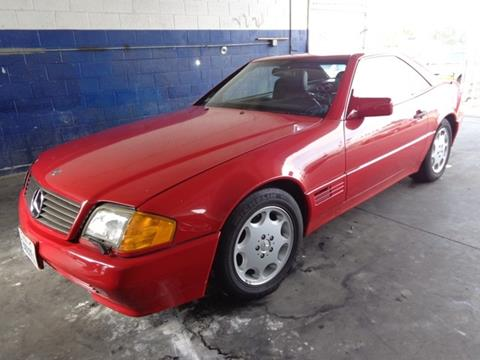 1991 Mercedes-Benz 300-Class for sale in Long Beach, CA