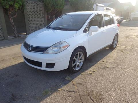 2007 Nissan Versa for sale in Long Beach, CA