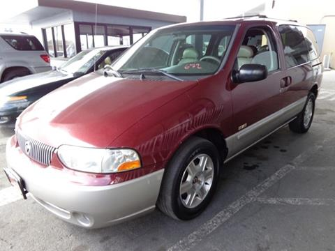 2002 Mercury Villager for sale in Long Beach, CA