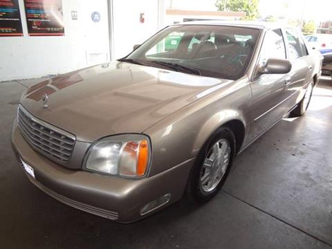2004 Cadillac DeVille for sale at My Choice Auto Auction in Long Beach CA