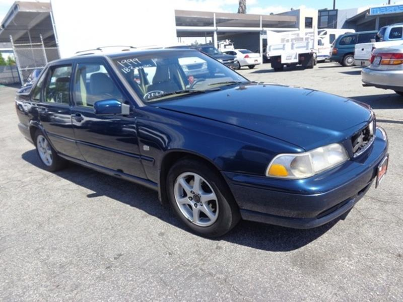 1999 Volvo S70 In Long Beach Ca My Choice Auto Auction
