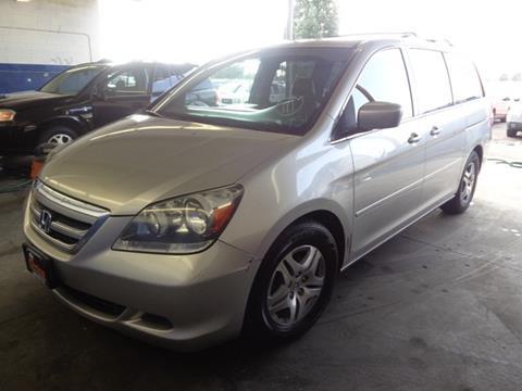 2005 Honda Odyssey for sale in Long Beach, CA