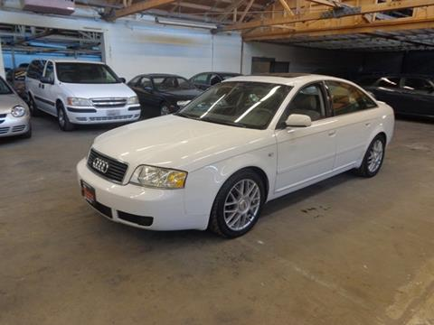 2003 Audi A6 for sale at My Choice Auto Auction in Long Beach CA