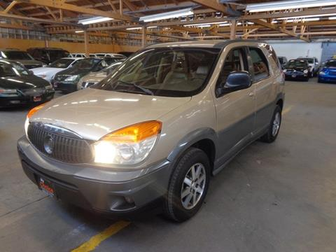 2002 Buick Rendezvous for sale at My Choice Auto Auction in Long Beach CA