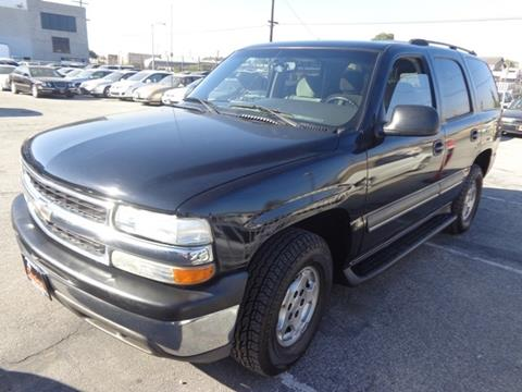 2004 Chevrolet Tahoe for sale at My Choice Auto Auction in Long Beach CA