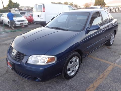 2005 Nissan Sentra for sale in Long Beach, CA