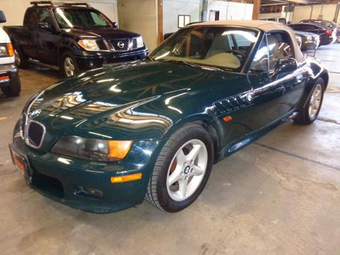 1998 BMW Z3 for sale at My Choice Auto Auction in Long Beach CA