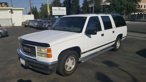 1997 GMC Suburban for sale in Bakersfield, CA
