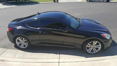 2012 Hyundai Genesis Coupe for sale in Bakersfield, CA