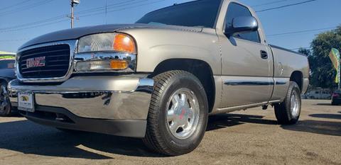 2002 GMC Sierra 1500 for sale in Bakersfield, CA