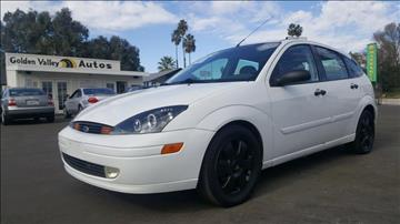 2002 Ford Focus for sale in Bakersfield, CA